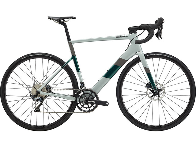 Cannondale SuperSix EVO Neo 2, sage gray
